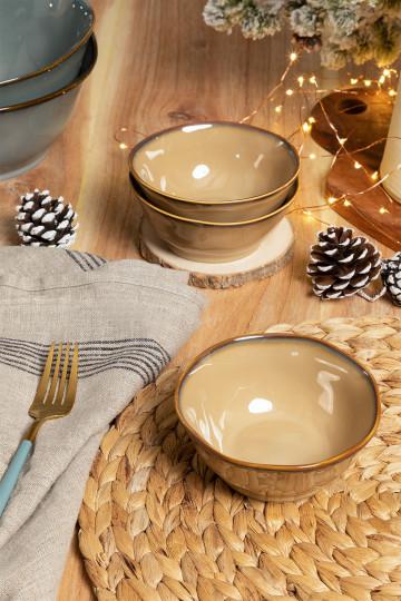 Pack of 6 Biöh Bowls Ø12 cm