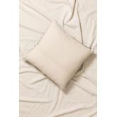 Urub Square Cotton Cushion (50x50cm) , thumbnail image 2