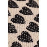 Urub Square Cotton Cushion (50x50cm) , thumbnail image 3