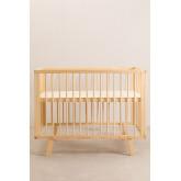 Tianna Kids Wood Crib, thumbnail image 3