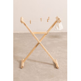Teo Kids Wooden Clothesline, thumbnail image 4