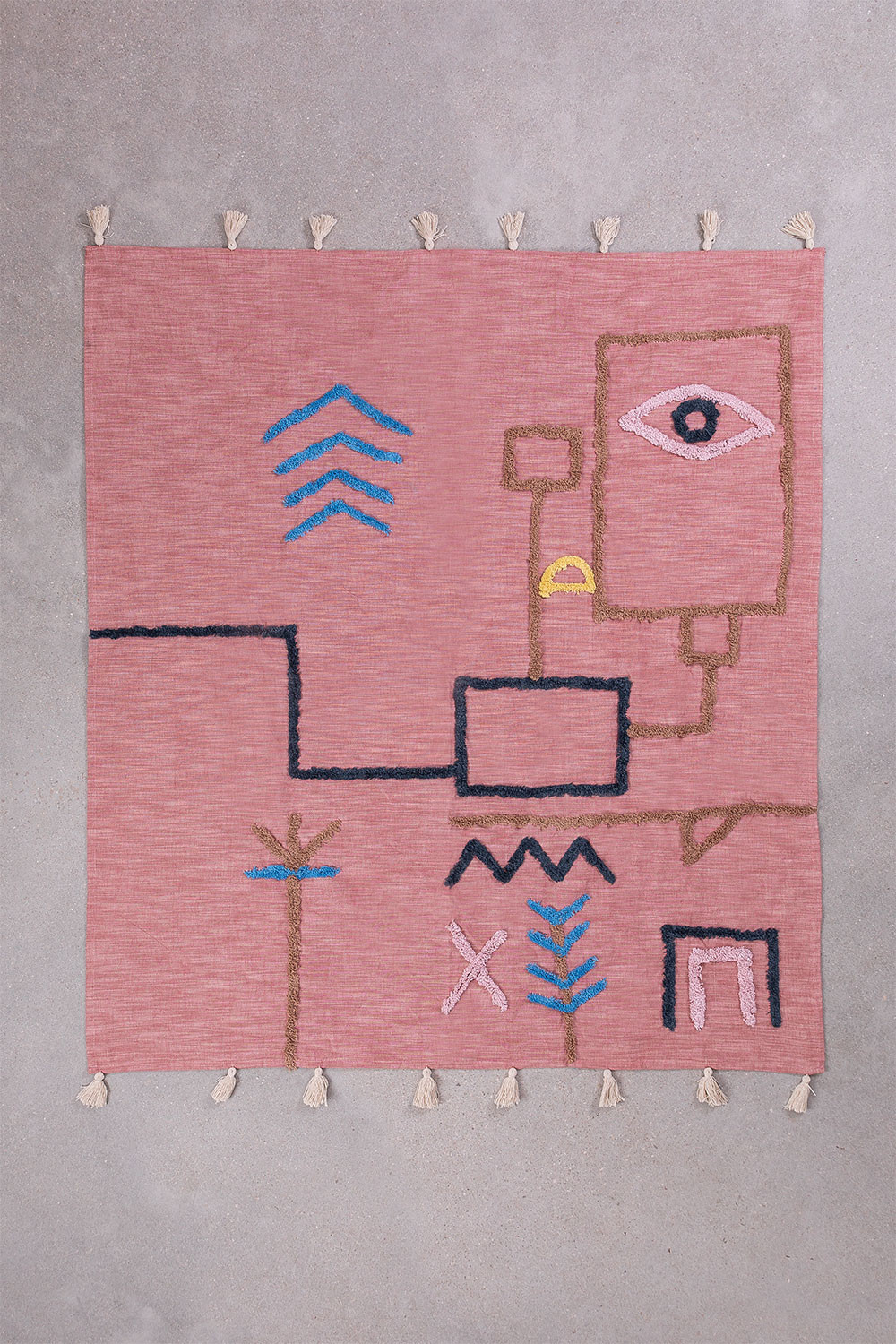 Palid Blanket in Azral Cotton, gallery image 1