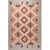 Cotton Rug (210x120 cm) Yude, thumbnail image 1