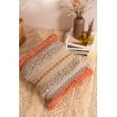 Vuer Square Cotton Cushion (50x50cm) , thumbnail image 1
