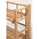 Bamboo  4 Shelves Unit Iciar, thumbnail image 5