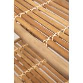 Bamboo  4 Shelves Unit Iciar, thumbnail image 6