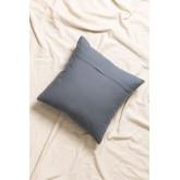 Square Velvet Cushion (40x40 cm) Sine, thumbnail image 2