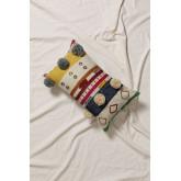 Rectangular Cotton Cushion (30x50 cm) Trilet , thumbnail image 1