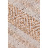 Plaid Cotton Blanket Yega, thumbnail image 3