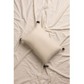 Cushion with Cotton Embroidery (30x45 cm) Dinski, thumbnail image 2