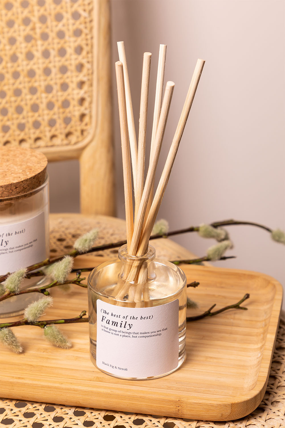Mikado Air Freshener Words Collection, gallery image 1