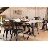 Vintage Dining Table ( 180 X 90 cm ) Qush, thumbnail image 848378