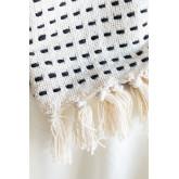 Aryas Cotton Plaid Blanket, thumbnail image 5