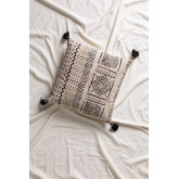 Cushion with Cotton Embroidery (45x45 cm) Mau, thumbnail image 1