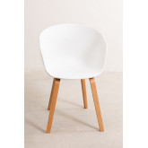 Wooden Yäh Chair, thumbnail image 3