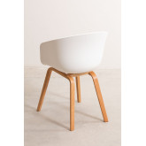 Wooden Yäh Chair, thumbnail image 5