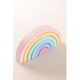 Wooden Rainbow Bowy Kids, thumbnail image 3
