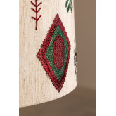 Wood & Fabric Table Lamp Agra , thumbnail image 5