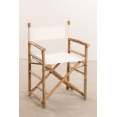 Director's Chair in Woody Bamboo, thumbnail image 2