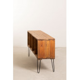 Recycled Wooden Sideboard Shelving Unit Ceila , thumbnail image 3