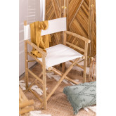 Director's Chair in Woody Bamboo, thumbnail image 1