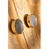 Set of 2  Knobs Algers , thumbnail image 3