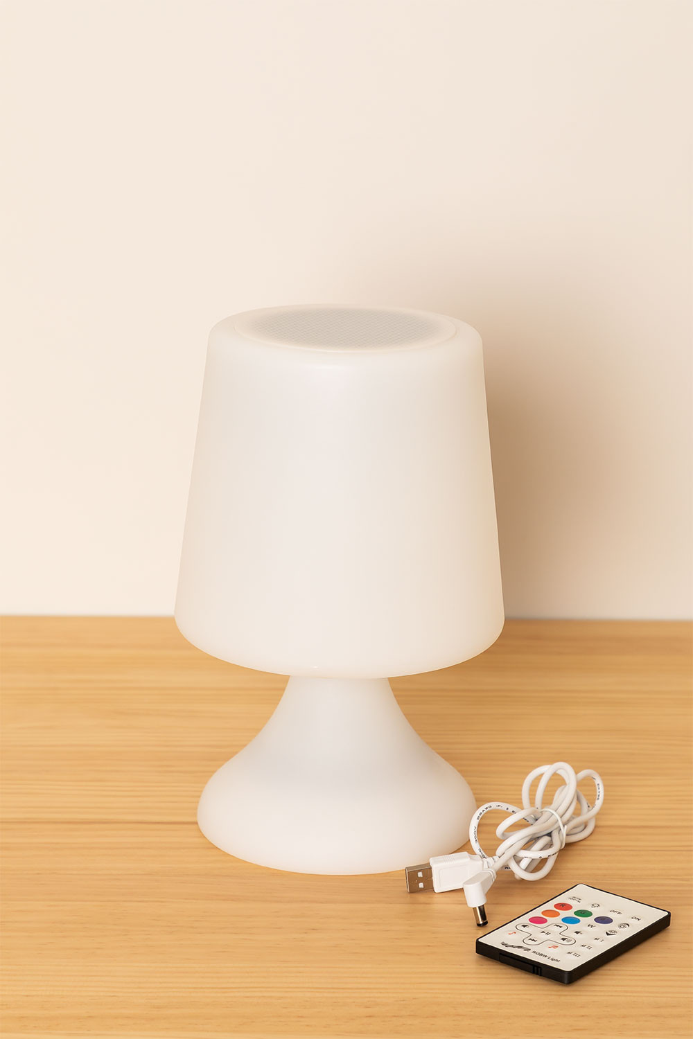 Led Lamp with Bluetooth Speaker for Outdoor Ilyum, gallery image 1