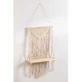 Cotton Tapestry with Wall Shelf Atena , thumbnail image 2