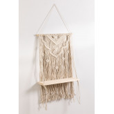 Tapestry with Wall Shelf in Cotton Beep, thumbnail image 2