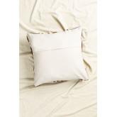Ibaz Square Cotton Cushion (50x50 cm), thumbnail image 2