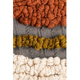 Ibaz Square Cotton Cushion (50x50 cm), thumbnail image 3