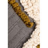Ibaz Square Cotton Cushion (50x50 cm), thumbnail image 4
