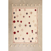 Ispa Cotton Plaid Blanket, thumbnail image 1
