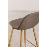 Pack 4 High Stools in Linen Glamm, thumbnail image 6