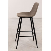 Pack 2 High Stools in Linen Glamm, thumbnail image 2