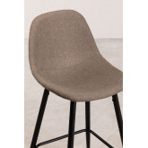 Pack 2 High Stools in Linen Glamm, thumbnail image 4