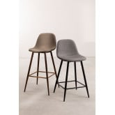 Pack 2 High Stools in Linen Glamm, thumbnail image 6