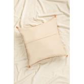 Bron Square Cotton Cushion (50x50cm), thumbnail image 2
