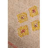 Bron Square Cotton Cushion (50x50cm), thumbnail image 3