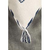 Royn Square Cotton Cushion (50x50 cm) , thumbnail image 3
