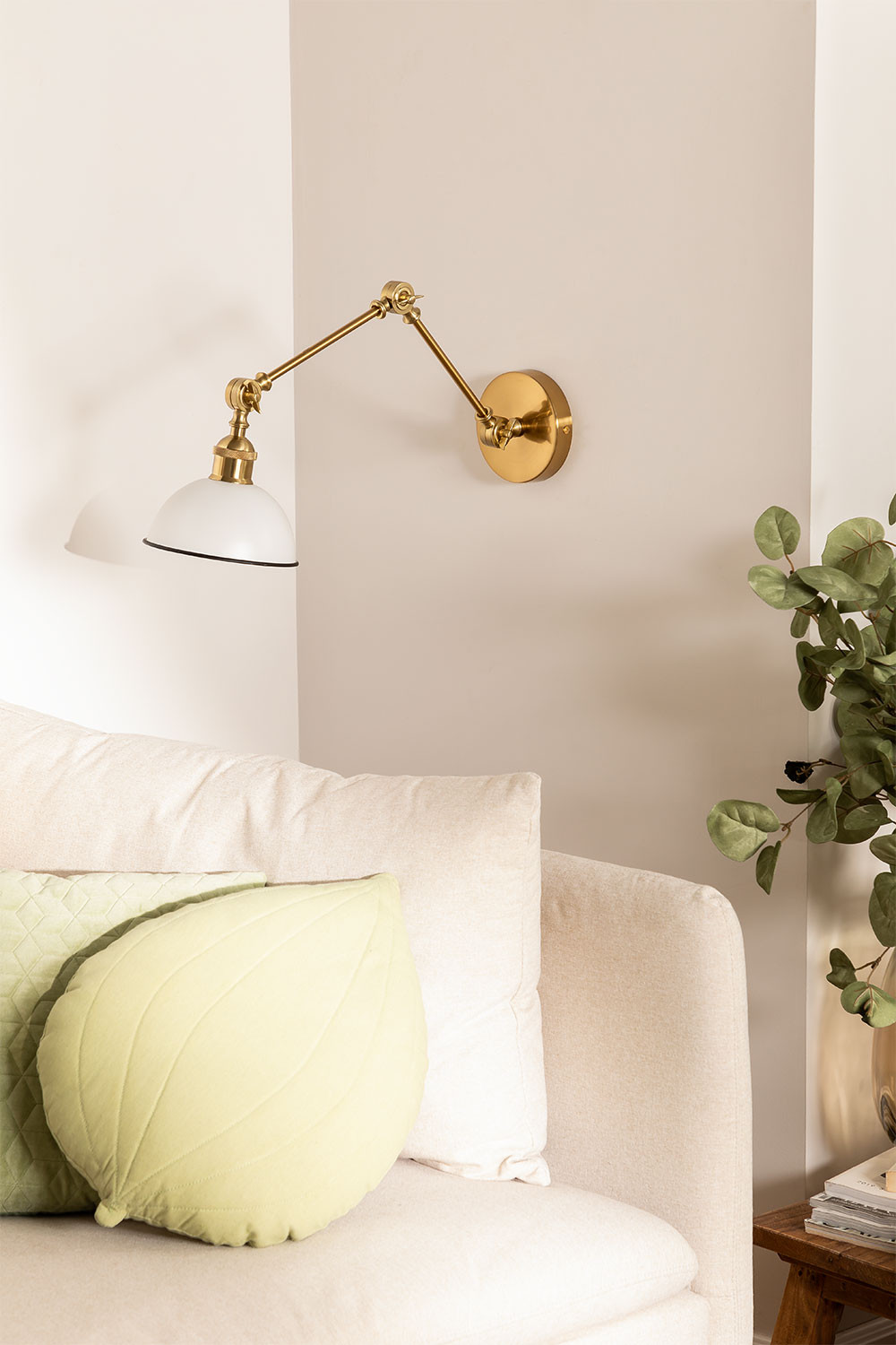 Ellmer Wall Sconce, gallery image 1