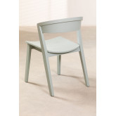 Stackable Wooden  Chair  Ginger, thumbnail image 4