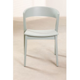 Stackable Wooden  Chair  Ginger, thumbnail image 5