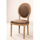 Sunna Leatherette Dining Chair, thumbnail image 2