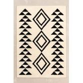 Wool Rug (177x122 cm) Bloson, thumbnail image 1