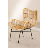 Chair in Rattan Domba, thumbnail image 2