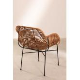 Rattan Dining Chair Lida , thumbnail image 3