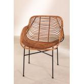 Rattan Dining Chair Lida , thumbnail image 4