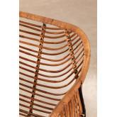 Rattan Dining Chair Lida , thumbnail image 5