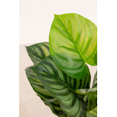 Calatea Decorative Artificial Plant, thumbnail image 4